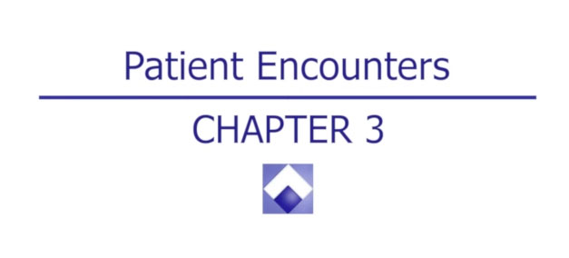 APMLE Patient Encounters - Chapter 3