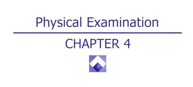 APMLE Physical Examination - Chapter 4