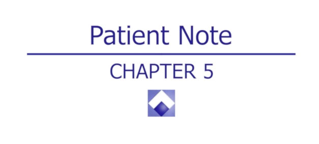 APMLE Patient Note - Chapter 5